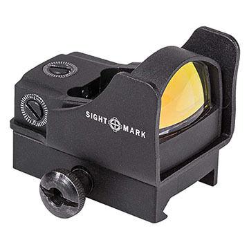 Sightmark Mini Shot Pro Spec Green Dot Reflex Sight w/ Riser Mount
