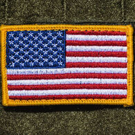 Nine Line Apparel Full Color American Flag Patch