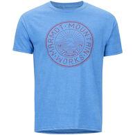 Marmot Men's Rey Knolls Short-Sleeve T-Shirt
