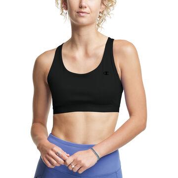 Champion Womens Authentic Solid Sport Bra