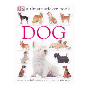 Ultimate Sticker Book: Dog by DK Publishing