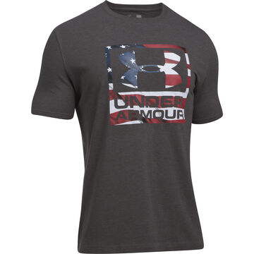 Under Armour Mens UA Freedom BFL Short-Sleeve T-Shirt