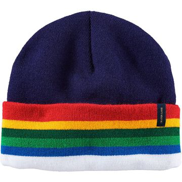 Pendleton Mens National Park Stripe Beanie Hat