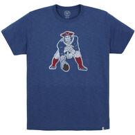 47 Brand Men's New England Patriots Legacy Patriot Short-Sleeve T-Shirt