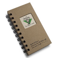"Journals Unlimited ""Write it Down!"" Mini Size Golfing Journal"