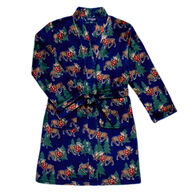 Sovereign Athletic Boy's Moose Fleece Robe