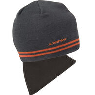 Seirus Innovation Men's Quick Draw Knit Stripe Hat