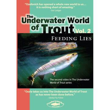 Rumpf The Underwater World of Trout Volume 2: Feeding Lies DVD