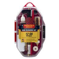 Shooter's Choice 12 GA Shotgun Cleaning Kit