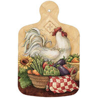 Keller Charles Tuscan Kitchen Rooster Chopping Board