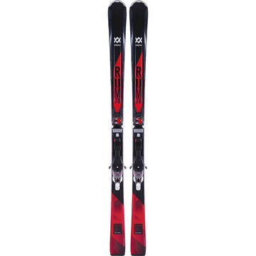 Volkl RTM 78 Alpine Ski w/ 4Motion XL 12.0 TCX Red Binding - 17/18 Model