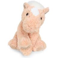 """Aurora Palomino Horse 14"""" Plush Stuffed Animal"""