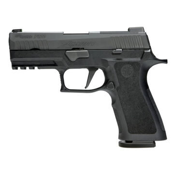 SIG Sauer P320 X-Carry 9mm 3.9 17-Round Pistol