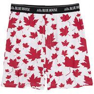 Hatley Men's Maple Leaves Boxer