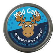 Mad Gab's Blueberry Moose Smooch Tin Lip Balm