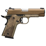 """Browning 1911-380 Speed / Speed Compact 380 ACP 4.25"""" 8-Round Pistol"""