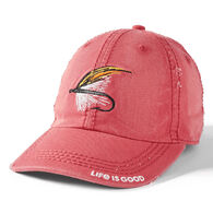 Life is Good Men's Frequent Flyer Sunwashed Chill Cap