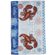 Kay Dee Designs Lobsterfest Terry Kitchen Towel