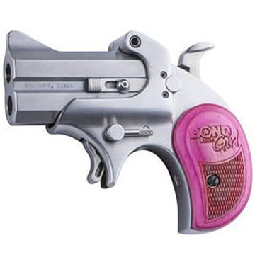 Bond Arms Girl Mini 357 Magnum / 38 Special 2.5 2-Round Derringer