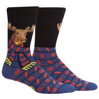 Sock It To Me Men's All Bundled Up Crew Sock