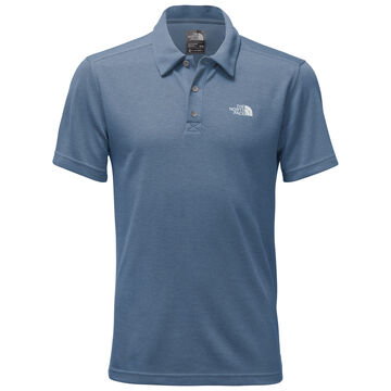 The North Face Mens Crag Polo Short-Sleeve Shirt