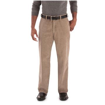 Haggar Men's Work To Weekend Corduroy Pant
