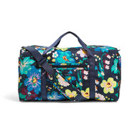 Vera Bradley Lighten Up Large 46 Liter Travel Duffel Bag