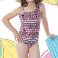 Hula Star Girls' Gypsy Princess Swimsuit