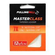 Fulling Mill Masterclass Tapered Leader - 12 Ft.