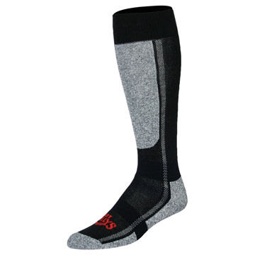 Hot Chillys Mens Classic Mid Volume Ski Sock