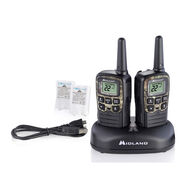 Midland X-Talker T55VP3 28-Mile Two-Way Radio Value Pack