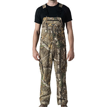 Walls Mens Hunting Non-Insulated Bib Overall