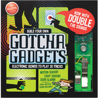 Klutz Build Your Own Gotcha Gadgets Craft Kit by Ben Grossblatt & The Scientists of Klutz Labs