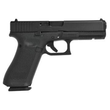 Glock 17 Gen5 9mm 4.5 17-Round Pistol