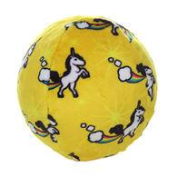 VIP Products Mighty Ball Unicorn No Stuff Dog Toy
