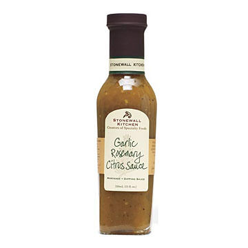 Stonewall Kitchen Garlic Rosemary Citrus Sauce