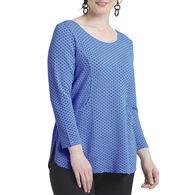 Habitat Women's Wave Knit Pocket Tunic