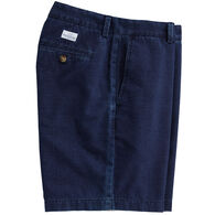 Vineyard Vines Men's Indigo Dobby Breaker Short