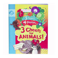 Girl Scouts Daisy 5 Flowers, 4 Stories, 3 Cheers for Animals! Journey Book