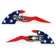 "Bohning Blazer 2"" Patriotic Edition Vane - 36 Pk."