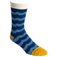 United By Blue Women's Printed SoftHemp Crew Sock