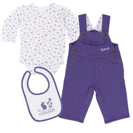 Carhartt Infant/Toddler Girls' Bunny Friends Gift Set, 3pc
