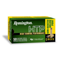 Remington High Terminal Performance (HTP) 357 Magnum 180 Grain SJHP Ammo (50)