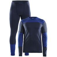 Craft Sportswear Men's Active Comfort Baselayer Set