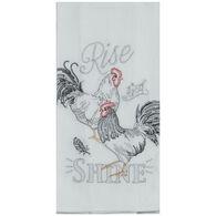 Kay Dee Designs Farmers Market Embroidered Flour Sack Towel
