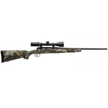 Savage Axis II XP Mossy Oak Break Up 270 Winchester 22 4-Round Rifle Combo