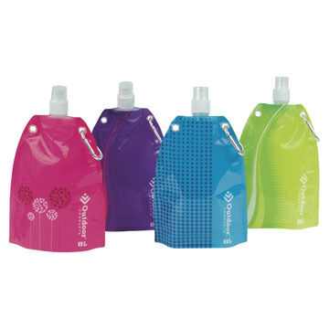 Outdoor Products 1L Foldable Water Bottle