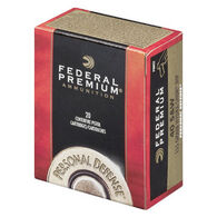 Federal Premium Personal Defense 357 Sig 125 Grain JHP Handgun Ammo (20)