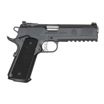 Springfield 1911 TRP Operator Black Armory Kote 45 ACP 5 7-Round Pistol