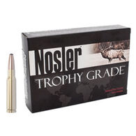 Nosler Trophy Grade 308 Winchester 165 Grain AccuBond Rifle Ammo (20)